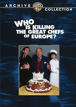 Who Is Killing the Great Chefs of Europe? DVD