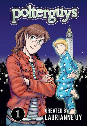 Polterguys Volume 1 cover