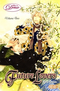 Future Lovers volume 2 cover